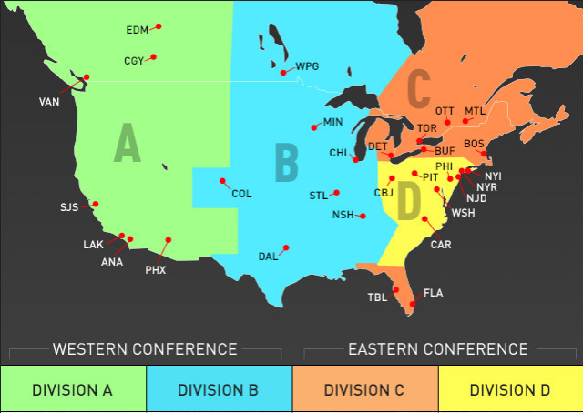 realignment map